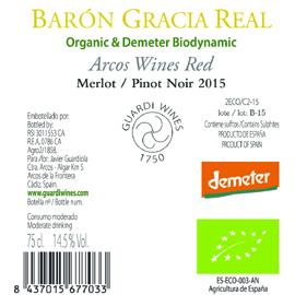 Baron Gracia Real Guardi Wines